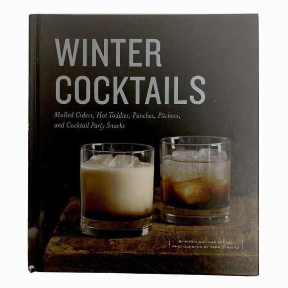 Winter Cocktails : Mulled Ciders, Hot Toddies Book